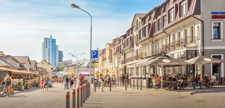 מסעדות במינסק